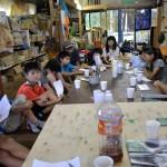 2014夏休み自然体験ものづくりワークショップ 第3回