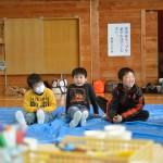 2014 冬のアートキャンプ in 森の学校 ものづくりワークショップ - 木でものづくり