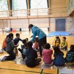 2015 冬のアートキャンプ in 森の学校 ものづくりワークショップ第2回