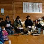2016冬のアートキャンプ in 森の学校 ものづくりワークショップ 第一回