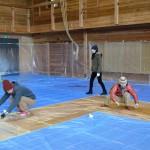 2016冬のアートキャンプ in 森の学校 ものづくりワークショップ 第2回