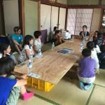 2016 アートキャンプ in 森の学校