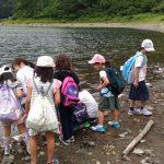 2017 夏休み自然体験ものづくりワークショップ 第1回